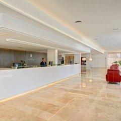 Отель Hipotels Eurotel Punta Rotja & Spa интерьер отеля