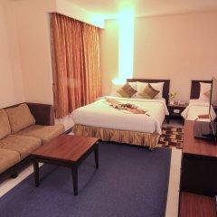 Отель Aiyara Palace Таиланд, Паттайя - 3 отзыва об отеле, цены и фото номеров - забронировать отель Aiyara Palace онлайн комната для гостей фото 5
