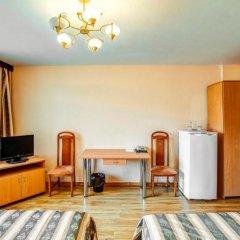 Гостиница Орбита Стандартный номер с двуспальной кроватью фото 44