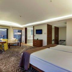 Отель Sensimar Side Resort & Spa – All Inclusive комната для гостей фото 4