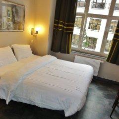Отель Train Hostel Бельгия, Брюссель - отзывы, цены и фото номеров - забронировать отель Train Hostel онлайн комната для гостей фото 4