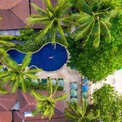 Отель Baan Chaweng Beach Resort & Spa парковка