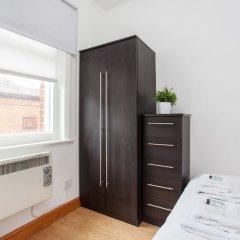 Апартаменты Basic Apartment for Two Amazing Location Лондон ванная