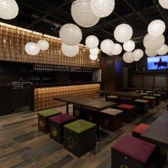 Отель Centurion Hotel Residential Cabin Tower Япония, Токио - отзывы, цены и фото номеров - забронировать отель Centurion Hotel Residential Cabin Tower онлайн гостиничный бар