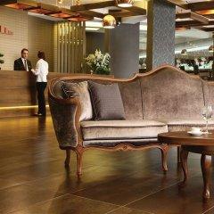Tiara Thermal & Spa Hotel Турция, Бурса - отзывы, цены и фото номеров - забронировать отель Tiara Thermal & Spa Hotel онлайн интерьер отеля фото 2