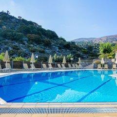 Отель Villa Mare Monte ApartHotel бассейн