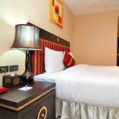 Отель Lucky Palace Бангкок комната для гостей фото 6
