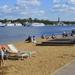 Отель Kokos Москва пляж