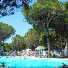 Отель Marea Resort Албания, Голем - отзывы, цены и фото номеров - забронировать отель Marea Resort онлайн бассейн фото 3