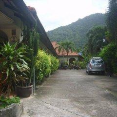 Отель Dreamy Villa Bungalow парковка