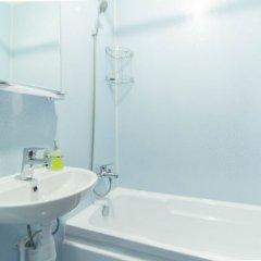 Отель Арома на Кожуховской Москва ванная фото 2
