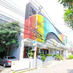 All Day Hostel Бангкок парковка