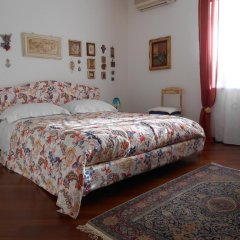 Отель Il Giardino Fiorito Понтеканьяно комната для гостей