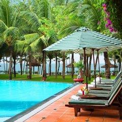 Отель Sunny Beach Resort Фантхьет бассейн фото 3