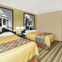 Отель Super 8 by Wyndham Vicksburg комната для гостей фото 4