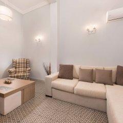 Отель Sun's Island Suites Греция, Родос - отзывы, цены и фото номеров - забронировать отель Sun's Island Suites онлайн комната для гостей фото 2