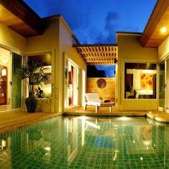 Отель Karon Beach Walk Villa бассейн фото 2