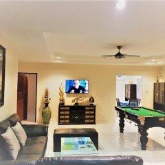 Отель Baan Kanittha - 4 Bedrooms Private Pool Villa детские мероприятия