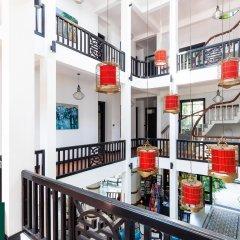 Отель Hoi An Trails Resort балкон