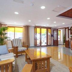 Отель Can Beia Hostal Boutique интерьер отеля