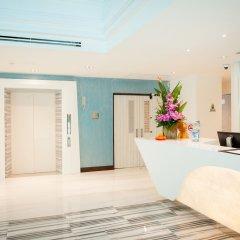 Отель Le Tada Residence Бангкок сауна