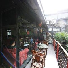 Отель Mingtown Etour International Youth Hostel Shanghai Китай, Шанхай - отзывы, цены и фото номеров - забронировать отель Mingtown Etour International Youth Hostel Shanghai онлайн балкон