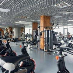 Гостиница Radisson Калининград фитнесс-зал