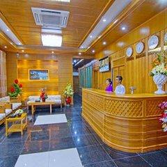 Myat Nan Yone Hotel интерьер отеля