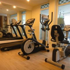 Salil Hotel Sukhumvit - Soi Thonglor 1 фитнесс-зал