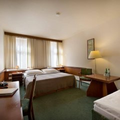 Отель Three Crowns Hotel Чехия, Прага - 6 отзывов об отеле, цены и фото номеров - забронировать отель Three Crowns Hotel онлайн комната для гостей фото 5