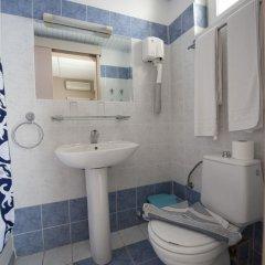 Отель Koala Hotel Греция, Кос - 2 отзыва об отеле, цены и фото номеров - забронировать отель Koala Hotel онлайн ванная фото 2
