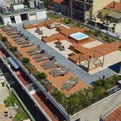 Отель BEST WESTERN Le Patio des Artistes Франция, Канны - 1 отзыв об отеле, цены и фото номеров - забронировать отель BEST WESTERN Le Patio des Artistes онлайн бассейн фото 3