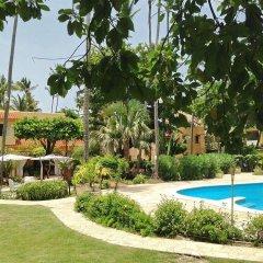 Отель Los Corales Villas & Aparts Ocean View Доминикана, Пунта Кана - отзывы, цены и фото номеров - забронировать отель Los Corales Villas & Aparts Ocean View онлайн бассейн фото 2