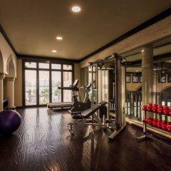 Отель Sharq Village & Spa фитнесс-зал
