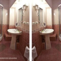 Гостиница Renion Zyliha Алматы ванная