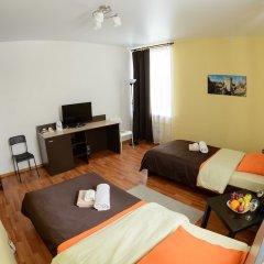 Гостиница Афины комната для гостей фото 10