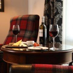 Отель Macdonald Holyrood Hotel and Spa Великобритания, Эдинбург - 1 отзыв об отеле, цены и фото номеров - забронировать отель Macdonald Holyrood Hotel and Spa онлайн