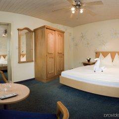 Leoneck Swiss Hotel комната для гостей
