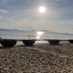 Отель Sea Sun Homestay пляж
