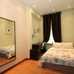 Апартаменты TVST Apartments Bolshaya Dmitrovka комната для гостей фото 3