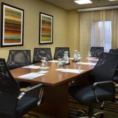 Отель Fairfield Inn & Suites by Marriott Columbus OSU США, Колумбус - отзывы, цены и фото номеров - забронировать отель Fairfield Inn & Suites by Marriott Columbus OSU онлайн помещение для мероприятий фото 2