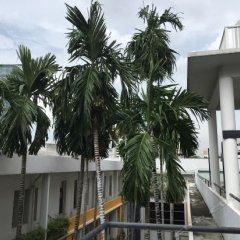 Отель Triple Two Silom Бангкок балкон