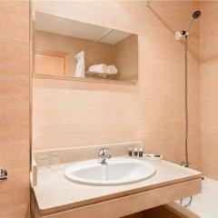 Отель Apartahotel Exe Campus San Mamés Испания, Леон - отзывы, цены и фото номеров - забронировать отель Apartahotel Exe Campus San Mamés онлайн ванная фото 2