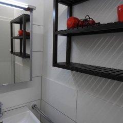 Отель INSIDE FIVE City Apartments Швейцария, Цюрих - отзывы, цены и фото номеров - забронировать отель INSIDE FIVE City Apartments онлайн ванная