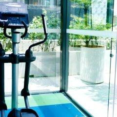 Отель Holiday Inn Express Singapore Orchard Road Сингапур фитнесс-зал фото 3