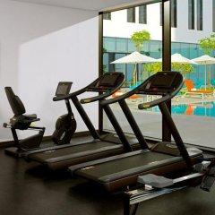 Отель Aloft Me'aisam, Dubai фитнесс-зал фото 3