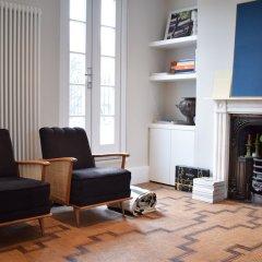 Отель Spacious 1 Bedroom Flat in St John's Wood интерьер отеля фото 2