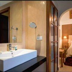 Отель Dar Slama Марокко, Танжер - отзывы, цены и фото номеров - забронировать отель Dar Slama онлайн ванная фото 2