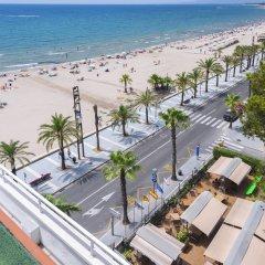 Отель Casablanca Playa Испания, Салоу - 1 отзыв об отеле, цены и фото номеров - забронировать отель Casablanca Playa онлайн пляж