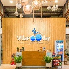 Отель Villa Pool Lay Resort Pattaya интерьер отеля фото 3